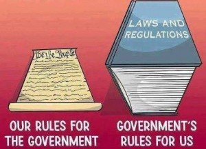Our laws are the foundation of our freedoms - common law